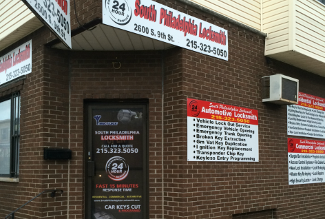 South Philadelphia Locksmith - Locksmith Philadelphia